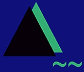 Ettienne Barnard Attorneys Logo triangles and waves